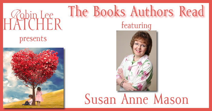 Books Authors Read | Susan Anne Mason (with a Giveaway)