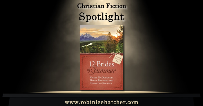 Spotlight: The Columbine Bride in The 12 Brides of Summer #4