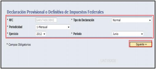 pago referenciado 2012