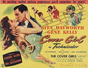 Publicity for Cover Girl