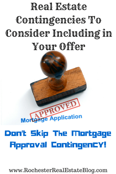 Home Buying Contingencies To Consider Including In Your Purchase Offer