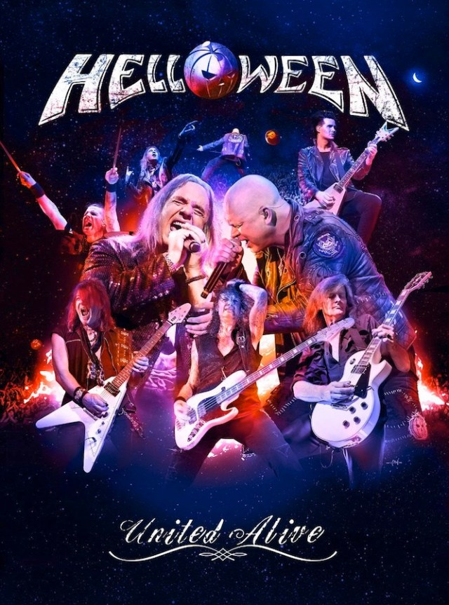 Helloween estrena nuevo single de su DVD en vivo