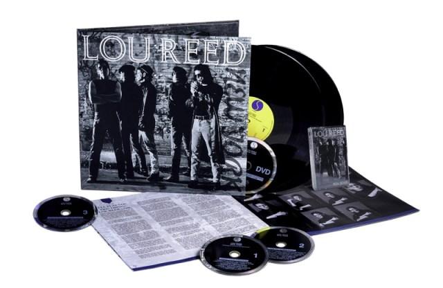 Lou Reed: anuncian la reedición de