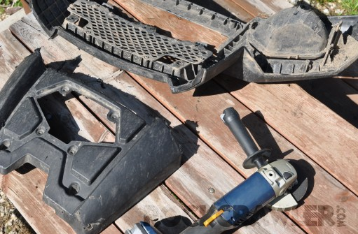 RockCrawler RZR, Holz PreRunner