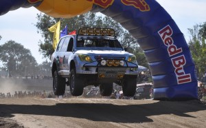 2009 11 JTGrey 2 300x186 Joe Bacal Captures Second with Marathon Drive in Baja 1000