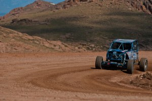 TaylorPikesPeak 300x199   JT Taylor Places First and Creates History at Pike Peak Challenge with Rock Racer