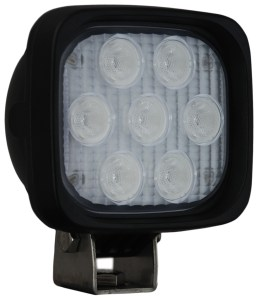 2010 10 VisionXWorkLight 257x300 Vision X Releases New UM Round or Square LED Work Light