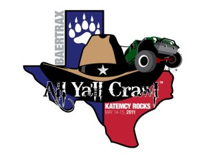 2011 02 AllYallCrawl 300x231 BaerTrax Off Road Shop of Dallas Texas is hosting the 2011 All Ya'll Crawl at Katemcy Rocks near Mason Texas on May 14th and 15th.