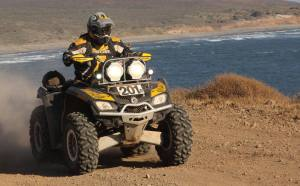 MikePenland baja 300x186 PIAA Lights the Way to ATV Victory at Tecate SCORE Baja 500
