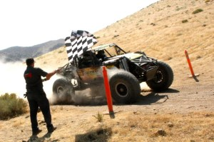 JT Taylor Finish 300x199 Torchmate Racing JT Taylor Wins Ultra4 Torchmate Stampede