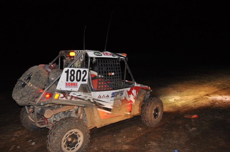1802 Baja1000 Night Kane Fraser Pilots UTV 1802 into Baja 1000 Internet History