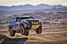 2012 Laughlin Joe Bacal by Kevin Watts 220x146 Joe Bacal Takes New Lexus to Victory in SCORE Laughlin Desert Challenge