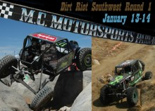 DR Tucson Slider 220x158 Dirt Riot Kicks Off Event Series in Tucson Arizona  January 13 14 MC Motorsports Park
