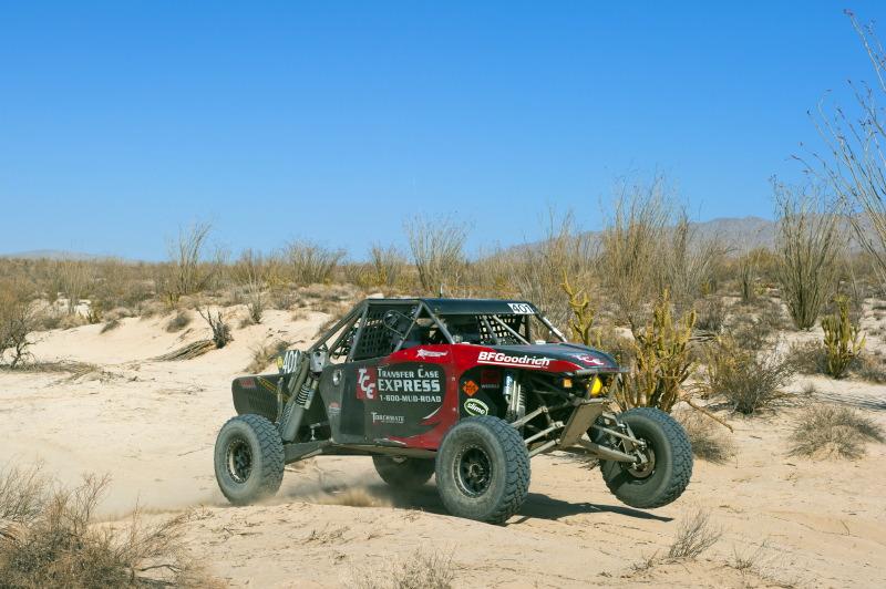 Shaffer Motorsports Wins Class 4 SCORE San Felipe 250