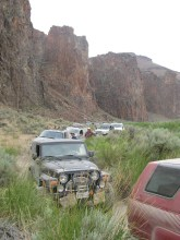 4WDP 090000 TRIP 03 165x220 FOUR WHEEL DRIVE OWNERS INVITED TO FOLLOW PIONEERS' WAGON TRACKS