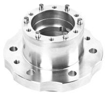 Solid Axle Hub Creeper Flange Version 220x204 TRAIL GEAR ANNOUNCES RELEASE OF SOLID AXLE HUBS FOR PICKUPS AND 4RUNNERS