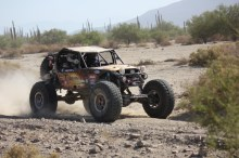 JT Taylor NORRA 1000 2012 low 220x146 JT Taylor Finishes NORRA Mexican 1000 in Ultra4 Car Winning the Evolution 4x4 Class