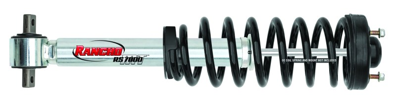 RS7000MT Strut withSpring CMYK 800x213 NEW RANCHO® RS7000MT MONOTUBE STRUTS RELEASED FOR 2007 12 CHEVY & GMC TRUCKS AND SUVS
