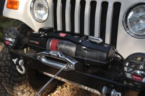 Warn Zeon10 winch