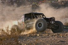 Scherer KOH13 Qualify 1 220x146 Jason Scherer Will Start on Pole Position of 2013 Griffin King of the Hammers