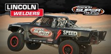 lincolnwelders 2fd2465fa63d03779b36f45db5818ad8 220x108 LINCOLN ELECTRIC NAMED  WELDING SUPPLIER  FOR  STADIUM SUPER TRUCKS