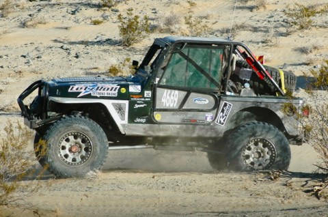 Shawn Passmore KOH 4669 480x318 LetzRoll Offroad Racing Ultra4 Finishes 2013 King of the Hammers and Three Every Man Challenge Cars Fight to the End