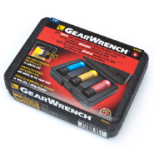 gearwrench 220x215 GEARWRENCH UNVEILS HIGH STRENGTH WHEEL PROTECTOR IMPACT SOCKET SET