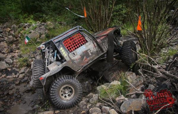 Pier Acerni Slapstick Media 2 600x384 Raceline Wheels Has International Win with Pier Acerni at Ultra4 UK 2013 King of the Valleys Race