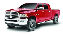 Ram2500 RS66450R7 CMYK 220x127 Rancho® Introduces Level It Suspension Kit for Dodge Ram 2500/3500 Trucks