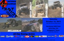 Rampage2 220x142 Dirt Riot 4WD Factory National Rampage and W.E. Rock PSC Grand Nationals Schedules Announced