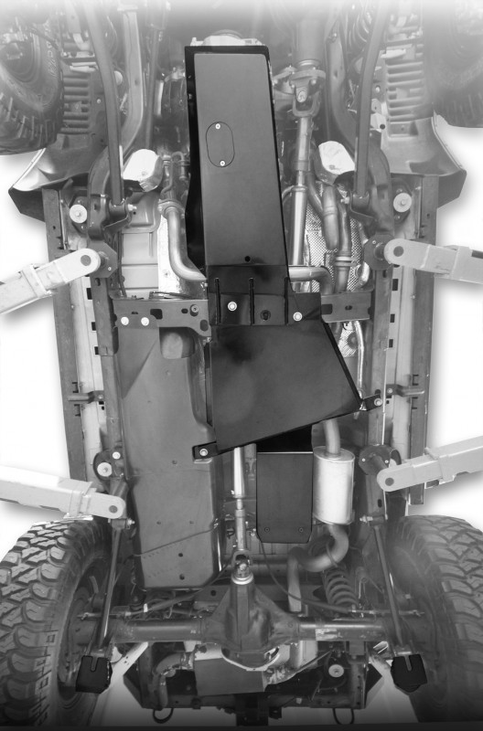 Rugged Ridge Skid Plates