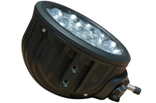 LEDP5W 18R PR02 600x398 90 Watt High Intensity LED Light Bar from Larson Electronics Provides Impressive Performance