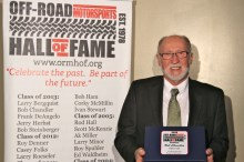 Bob Chandler 220x146 Off Road Motorsports Hall of Fame Honors Five New Inductees