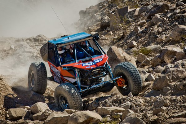 Jake Hallenbeck Pic1 Low 600x400 Marked MotorSports Jake Hallenbeck Named 2013 Ultra4 Rookie of the Year