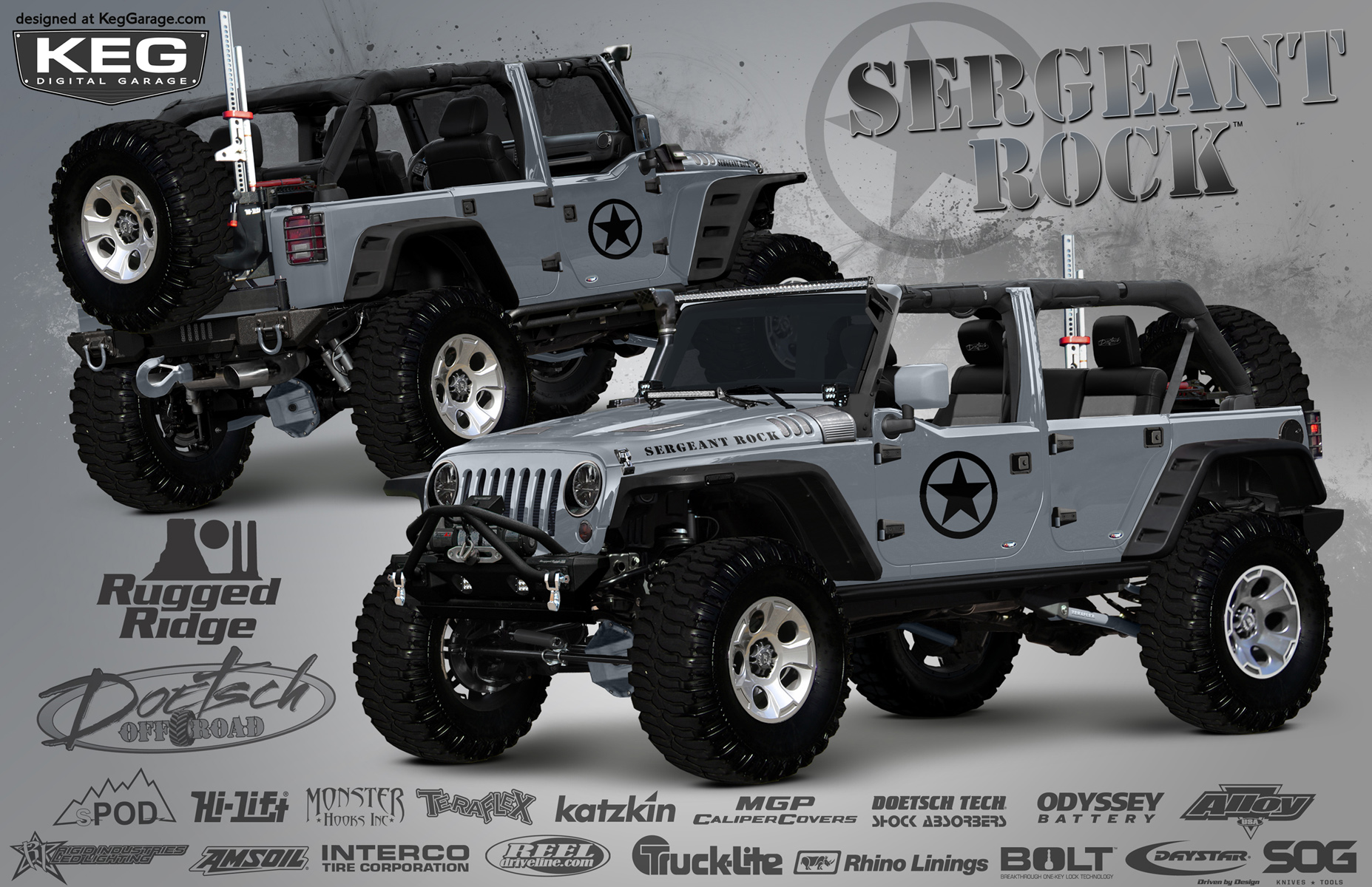 Off Road Accessories Jeep Wrangler Unlimited Jk Pictures Of