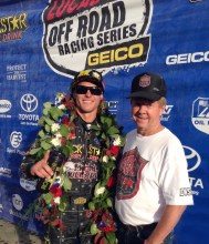 Deegan Wins ProLite Odyssey Battery 189x220 ODYSSEY® Battery by EnerSys® Congratulates Brian Deegan for his 2013 Lucas Oil Off Road Racing Series PRO LITE Championship