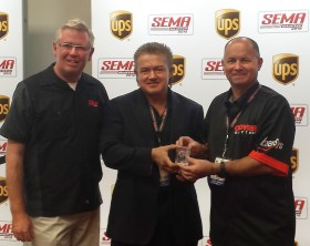EnerSys - Odyssey Global Media Award - SEMA 2013