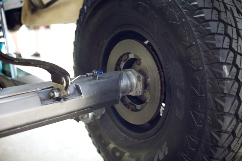 matt 15 800x533 SEMA 2013: MLR Raceworks Class 6 Race Truck