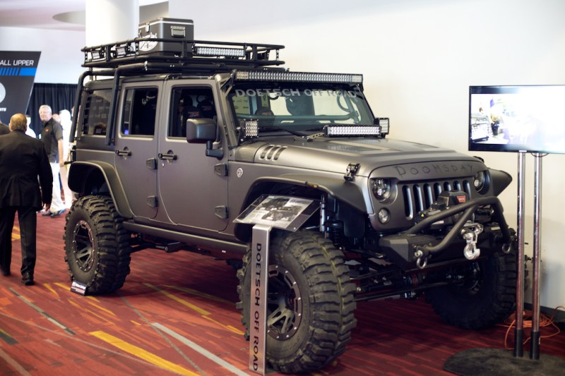 sema2013offroad 28 800x533 SEMA 2013: 40 Awesome Off Road Vehicles