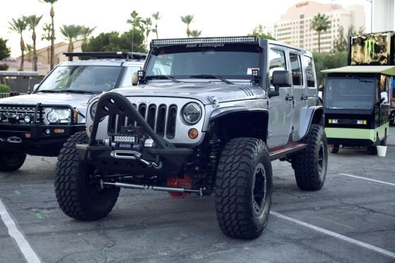 jeep jk sema