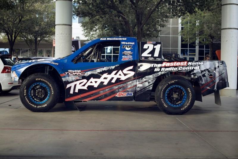 traxxas 11 800x533 SEMA 2013: Rob MacCachrens TRAXXAS Race Truck