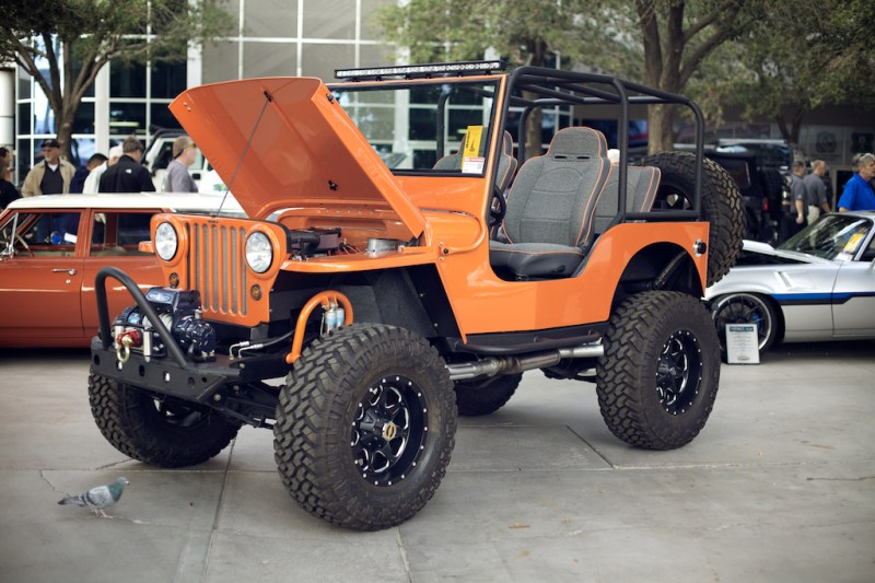 willys 1 800x533 SEMA 2013: A Really Rad Willys