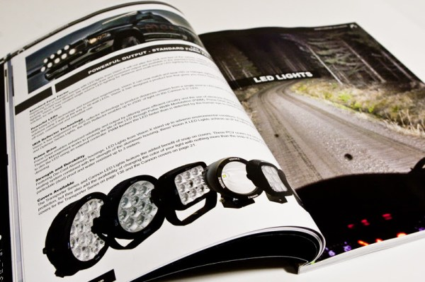 VisionX Catalog LED Lights 600x399 Vision X Lighting Releases 2014 Product Catalog