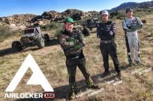 2014 Team ARB USA - Shannon Campbell - Erik Miller -  Jason Scherer