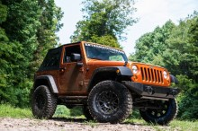 Jeep Wrangler - ExtremeTerrain