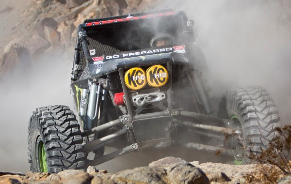 WARN KOH Shannon Campbell 600x380 Warn Industries Offers 2014 Griffin King of the Hammers Contingency