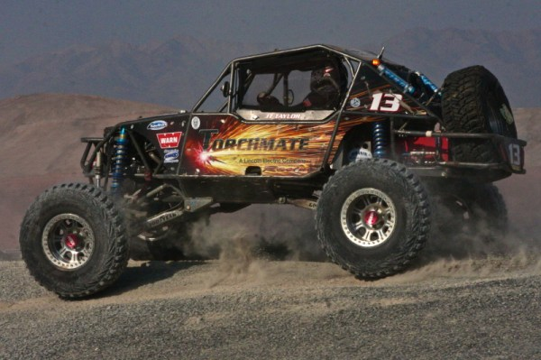 JT Taylor 600x399 JT Taylor Only Racer to Take All 8 Green Flags for King of the Hammers