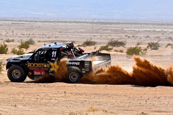 Rob MacCachren Andy McMillin BowerMedia 600x400 BFGoodrich Tires Primed for Success After SCORE Imperial Valley 250 Qualifying