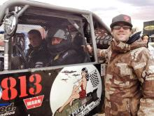 Nico Pecht 4x4 racing team 220x165 Debilitating Multiple Sclerosis is Driving Factor in New Ultra4 Racing Team