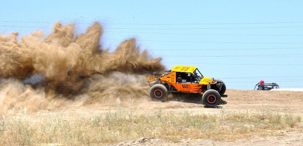 TBars4 Tom Wayes Stampede 1 600x289 Tom Wayes Wins Ultra4 NorCal Stampede After Last to Qualify In B Main